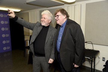 Michael Moore Film Society Of Lincoln Center's 50th Anniversary Gala - Inside