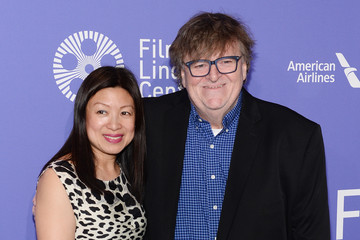 Michael Moore Film Society Of Lincoln Center's 50th Anniversary Gala