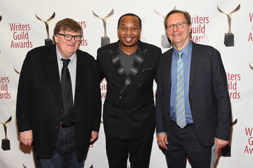 Michael Moore 71st Annual Writers Guild Awards - New York Ceremony - Inside
