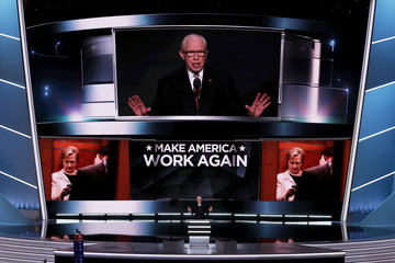 Michael Mukasey Republican National Convention: Day Two
