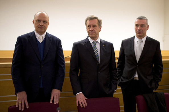 Olaf Glaesecker Testifies in Christian Wulff Trial