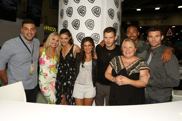 Michael Narducci Warner Bros. At Comic-Con International 2014