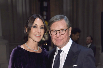 Michael Ovitz Elton John AIDS Foundation Commemorates Its 25th Year and Honors Founder Sir Elton John During New York Fall Gala - Arrivals