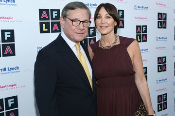 Michael Ovitz Russell Simmons' Rush Philanthropic Arts Foundation's Inaugural Art for Life Los Angeles