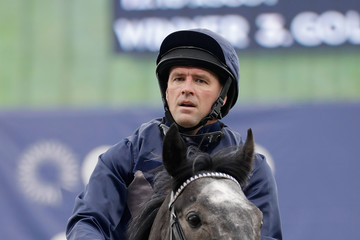 Michael Owen PCF Racing Weekend and Shopping Fair at Ascot Racecourse