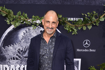 Michael Papajohn Premiere of Universal Pictures' 'Jurassic World' - Arrivals