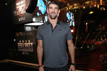 Michael Phelps Activision Presents the Ultimate Fan Experience, Call of Duty XP 2016