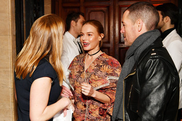 Michael Polish Grand Marnier Celebrates Launch Of New Campaign In New York City With Kate Bosworth, Kate Mara, And Joseph Kahn