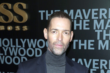 Michael Polish Esquire Celebrates March Cover Star James Corden and the Mavericks of Hollywood Presented by Hugo Boss