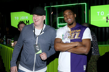 Michael Rapaport Mtn Dew Kickstart Brings Fan Closer Than Courtside at Courtside Studios During All-Star Weekend