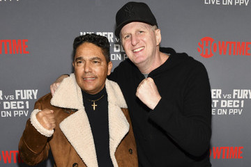 Michael Rapaport Heavyweight Championship Of The World 'Wilder vs. Fury' Premiere - Arrivals