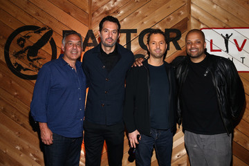 Michael Rapino Raptor House Partners With Roc Nation And Live Nation For Fourth Annual Raptor House In Austin, Texas