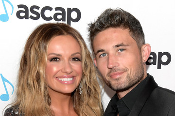 Michael Ray Carly Pearce 57th Annual ASCAP Country Music Awards - Arrivals