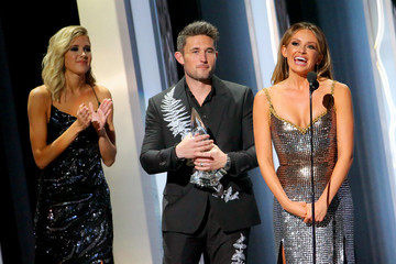 Michael Ray Carly Pearce The 53rd Annual CMA Awards - Show