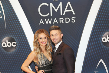 Michael Ray The 52nd Annual CMA Awards - Press Room