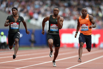 Michael Rodgers Muller Anniversary Games - Day One