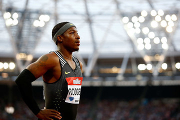 Michael Rodgers Muller Anniversary Games - IAAF Diamond League 2016: Day One