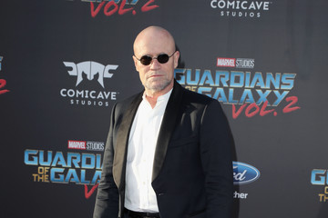 Michael Rooker Premiere of Disney and Marvel's 'Guardians of the Galaxy Vol. 2' - Arrivals