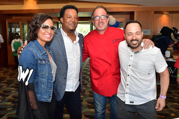 Michael Schlow Pedro Martinez Charity Feast With 45