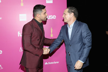Michael Schwimmer ALMAs 2018 LIVE On Fuse - Red Carpet