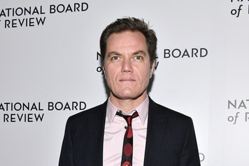 Michael Shannon 2020 National Board Of Review Gala