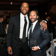 Michael Strahan The Fashion Scholarship Fund Gala, New York City - Inside
