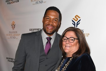Michael Strahan 80th Annual YMA Fashion Scholarship Fund Geoffrey Beene National Scholarship Awards