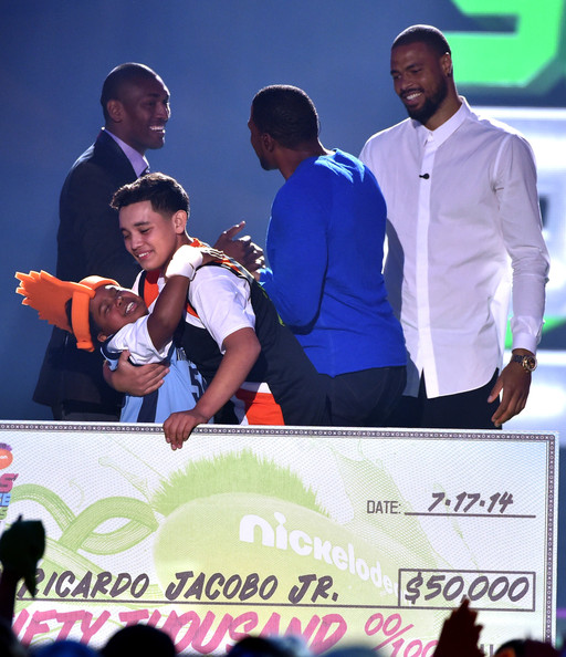 Nickelodeon Kids' Choice Sports Awards Show