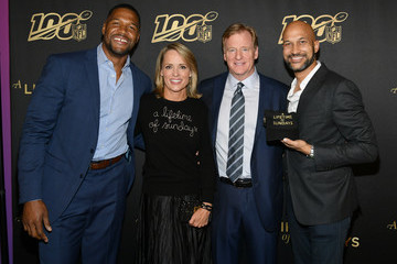 Michael Strahan 'A Lifetime Of Sundays' New York Screening