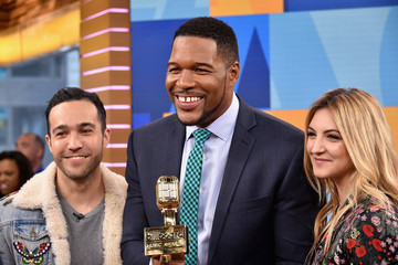 Michael Strahan 2017 Billboard Music Awards Nominations Announcement