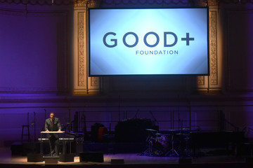 Michael Strahan 2018 GOOD+ Foundation 'An Evening of Comedy + Music' Benefit Presented By Samsung Electronics America - Program & Performances