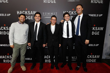 Michael Thompson 'Hacksaw Ridge' New Orleans Screening and Medal of Honor Event