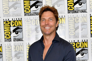 Michael Trucco Comic-Con International 2017 - 'Battlestar Galactica' Reunion Press Line