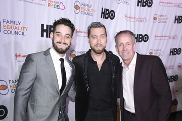 Michael Turchin Family Equality Council's Impact Awards At The Globe Theatre, Universal Studios - Arrivals