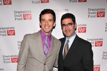 Michael Urie Celebs at the Great Writers Thank Their Lucky Stars Gala