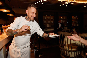 Michael Voltaggio MGM National Harbor Grand Opening Gala