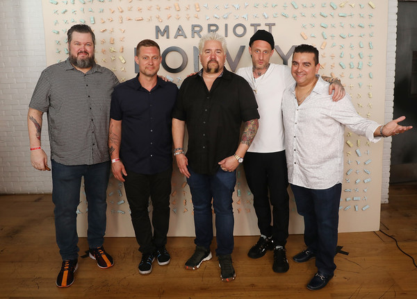 WME Chef Kickoff Party Presented By Marriott Bonvoy At The South Beach Wine & Food Festival