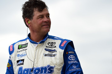 Michael Waltrip Daytona International Speedway - Day 2