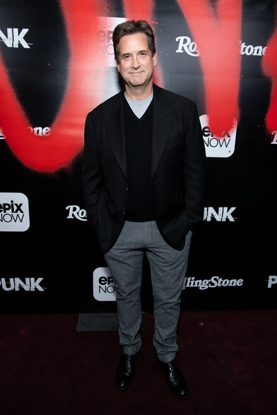 Premiere Of Epix's 'Punk' - Arrivals [suit,premiere,carpet,footwear,formal wear,tuxedo,red carpet,event,flooring,arrivals,michael wright,punk,sir,california,los angeles,epix,premiere,premiere]