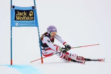 Michaela Kirchgasser Audi FIS World Cup - Squaw - Ladies' Giant Slalom