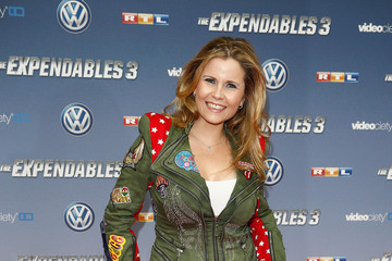 Michaela Schaffrath 'The Expendables 3' Premieres in Cologne