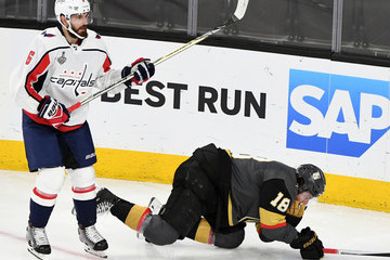 Michal Kempny 2018 NHL Stanley Cup Final - Game Two