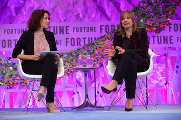 Michal Lev-Ram Fortune Hosts Its 'Most Powerful Women Summit' In Washington, D.C.