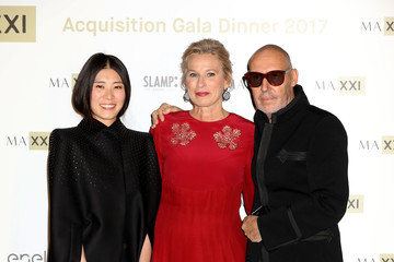 Michel Comte MAXXI Acquisition Gala Dinner 2017