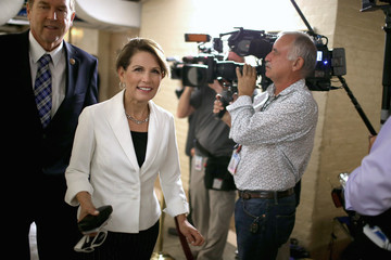 Michele Bachmann House Republican Conference Holds Meeting