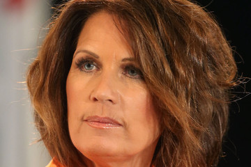 Michele Bachmann Politicon Convention in Los Angeles