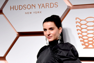 Michele Hicks Hudson Yards VIP Grand Opening Event- Arrivals