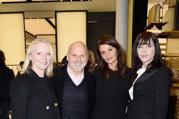 Michele Hicks CHANEL Cocktail Celebrates the Release of 'Hair by Sam McKnight'