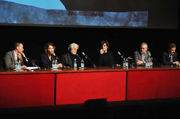 'The Lookout' Press Conference - The 7th Rome Film Festival