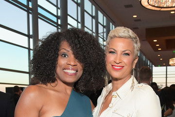Michele Thornton Ghee 12th Annual ADCOLOR Awards - Inside